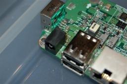HP Pavilion ze4111s broken DC jack resolder